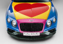 Pop Art Bentley by Sir Peter Black to Raise Cash for Charity